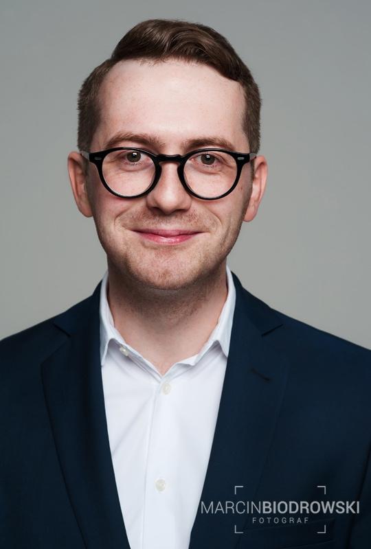 portret studyjny