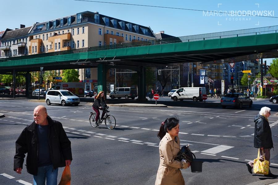 ulice Berlina