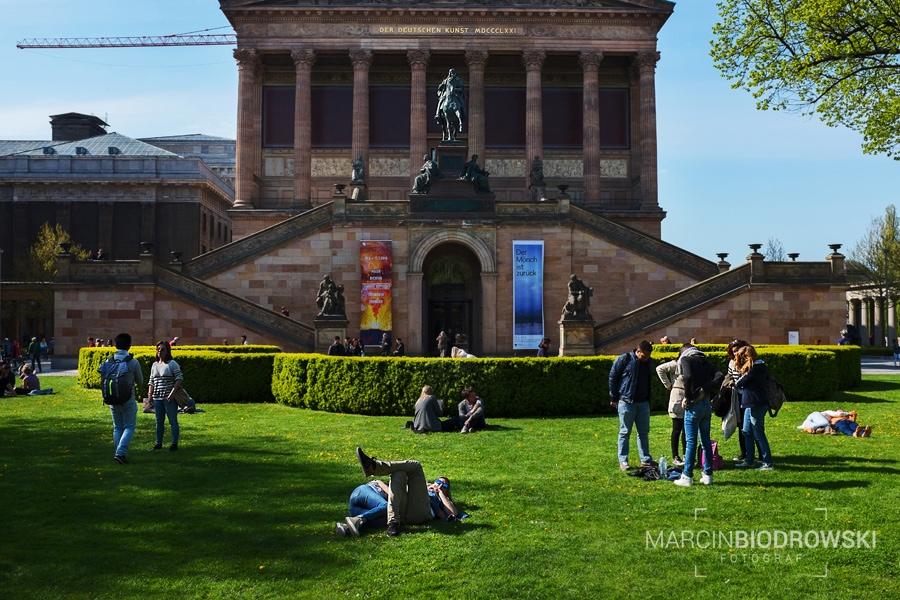 berlin wysta z muzeami