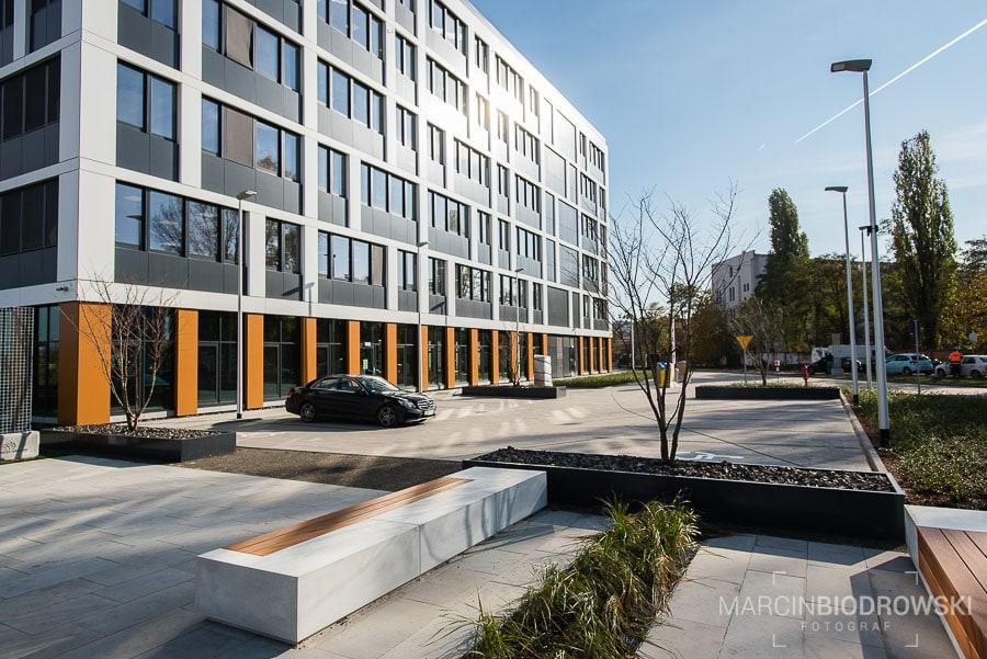 zdjecia budynków Wrocław