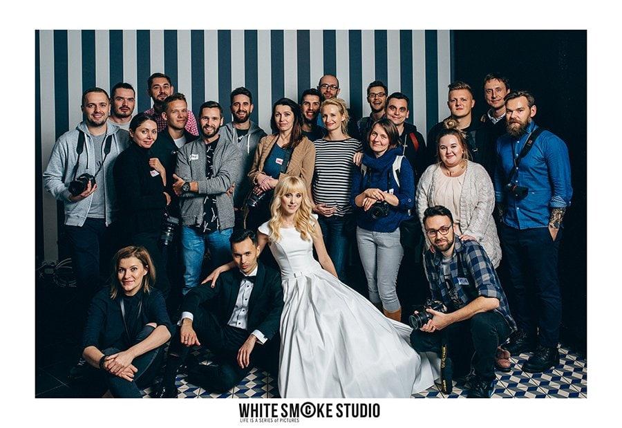 Jak się uczyć to od najlepszych | warsztaty fotograficzne z White Smoke Studio