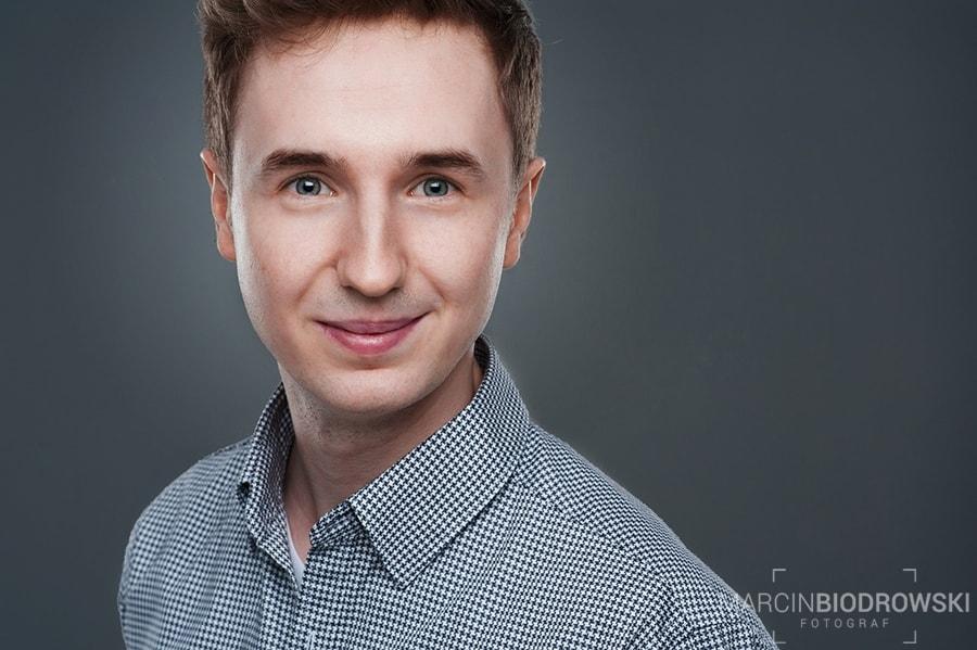 jak zrobić portret biznesowy - poradnik
