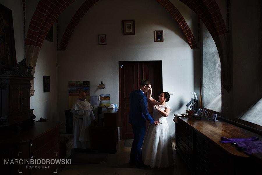 paulina i wojtek - zdjęcie śłubne