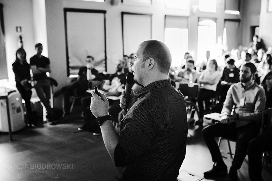 behance portfolio review wroclaw