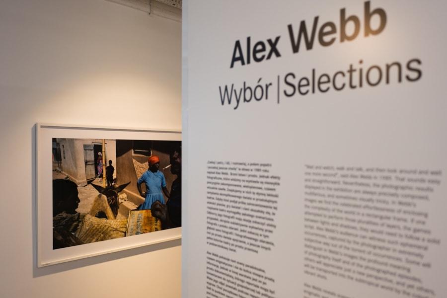 Wystawa fotografii Alexa Webba, Leica M10 i awaria samolotu