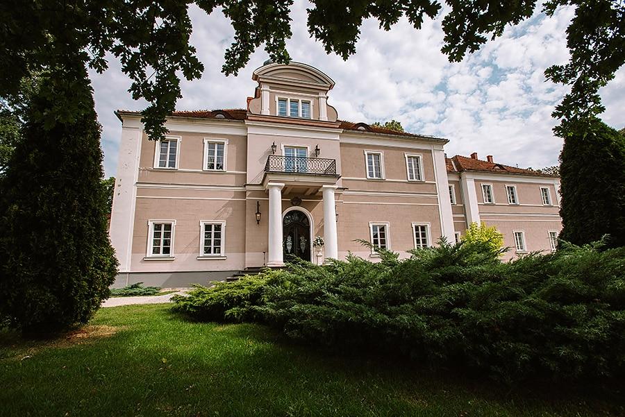 pałac konary przeworno zdjęcia