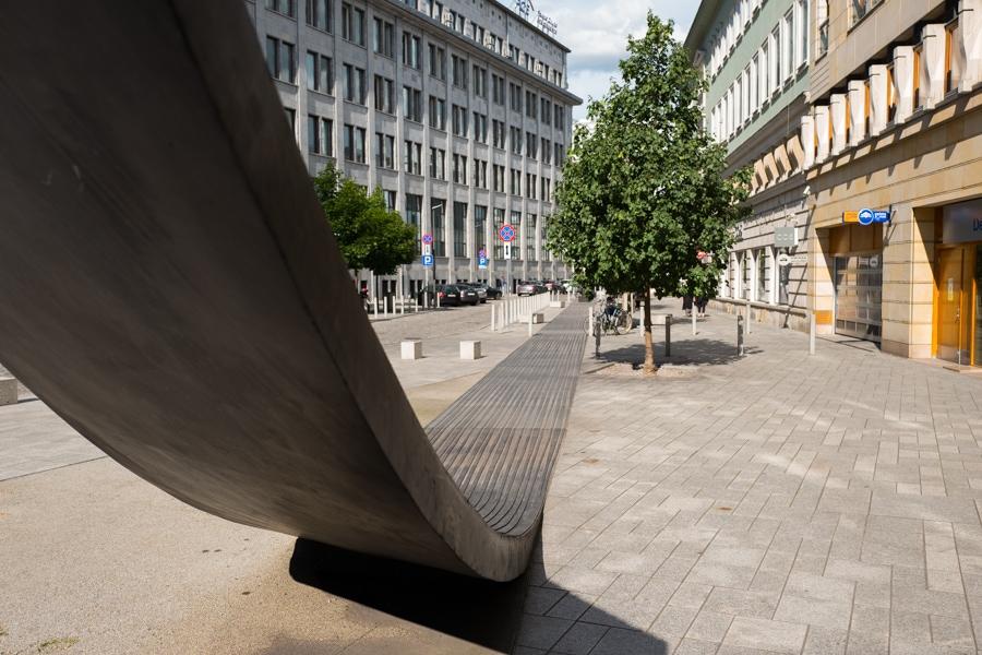 ulica Mysia - Warszawa