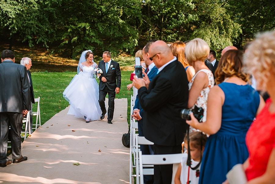 początek ślubu zdjęcia