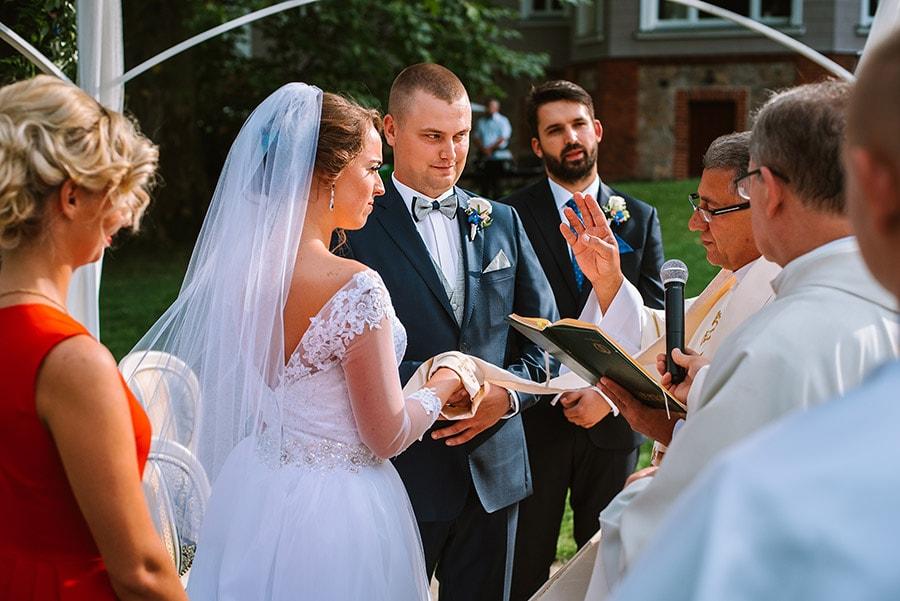 zdjęcia przysięgi małżeńskiej
