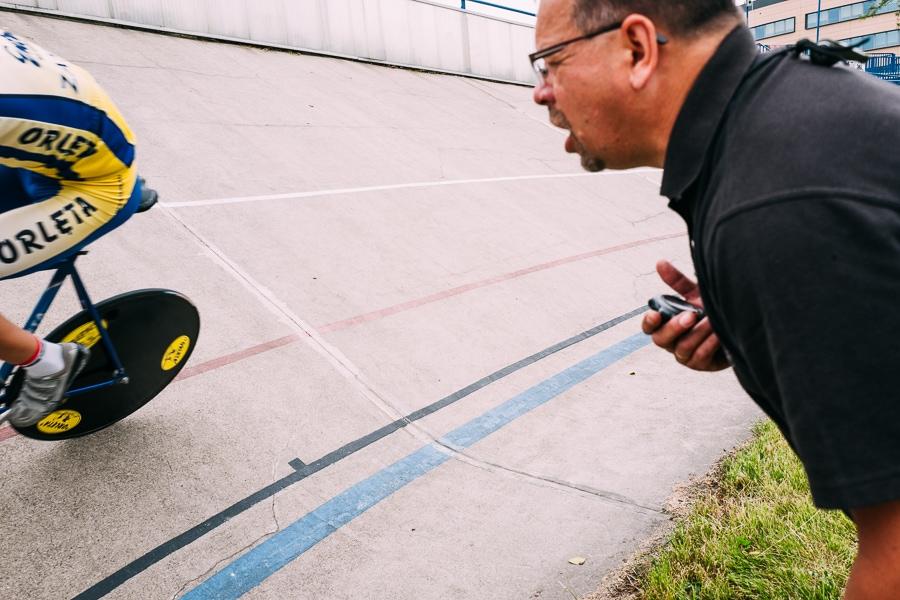 trener kolarstwa
