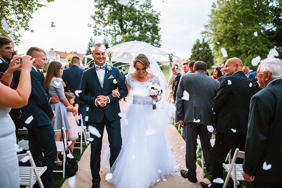 marcela i wojtek ślub