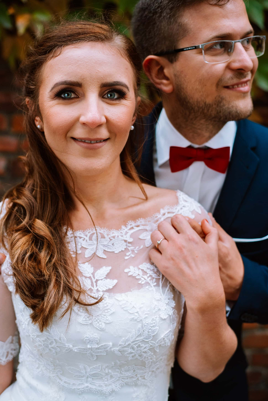 ślubna sesja portretowa