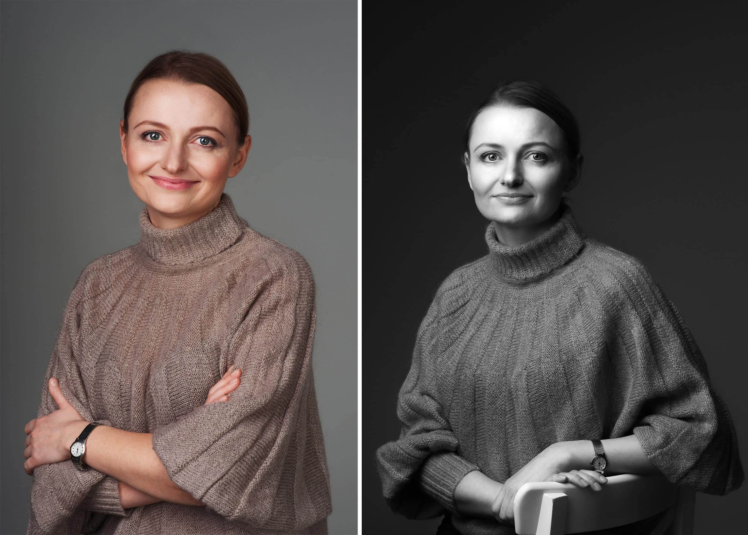 portret psychologa