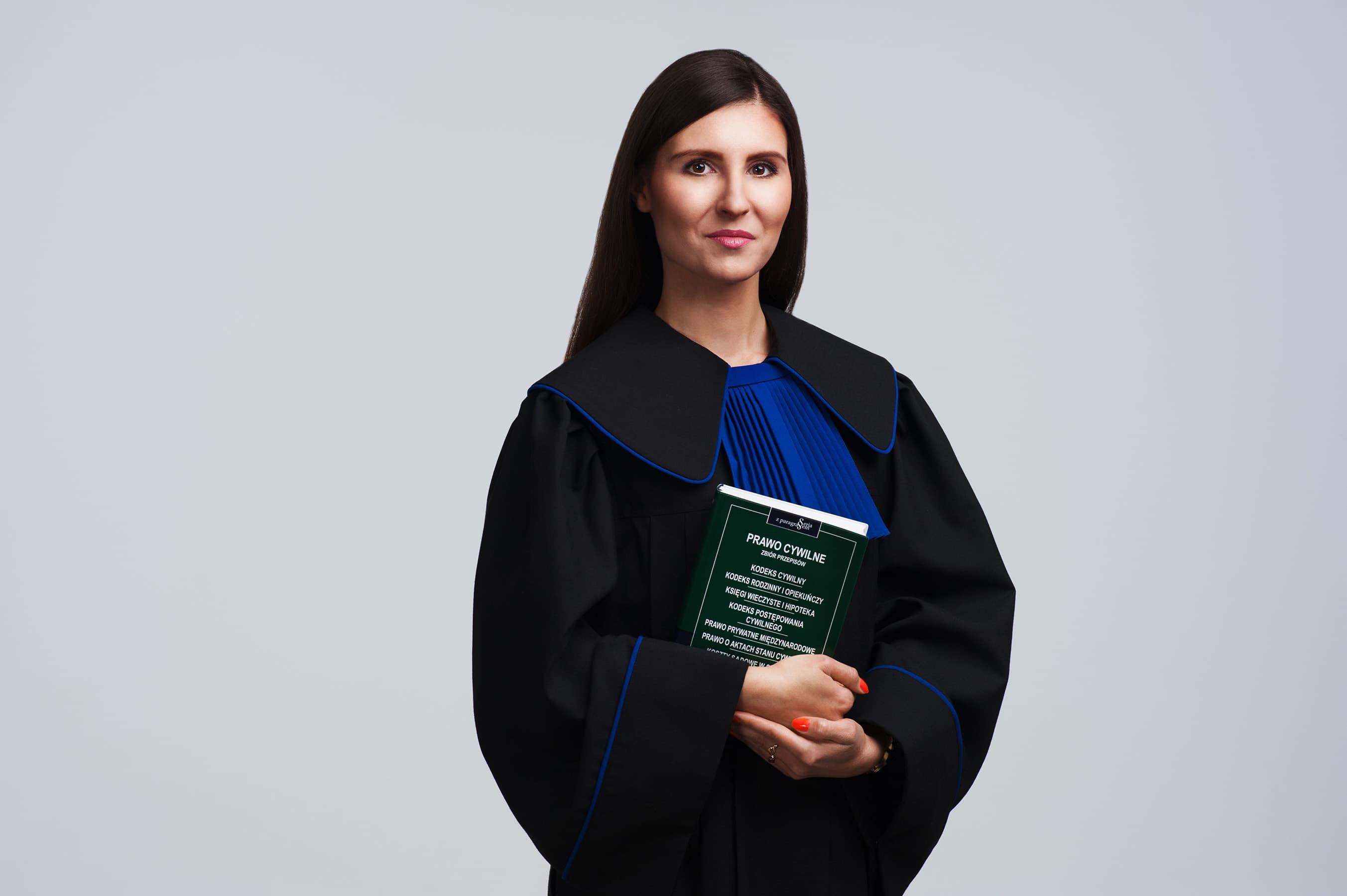 Zdjęcia na stronę internetową kancelarii radcy prawnego