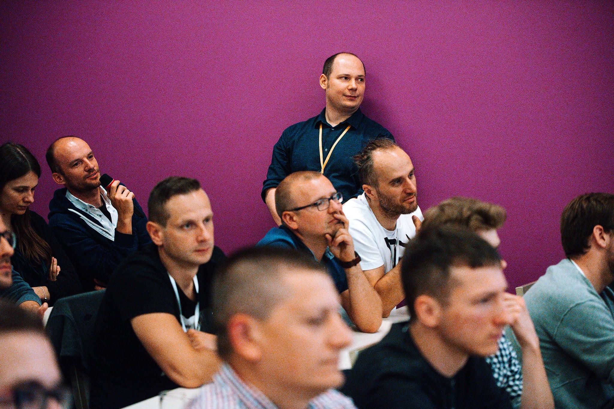 dokumentacja fotograficzna konferencji