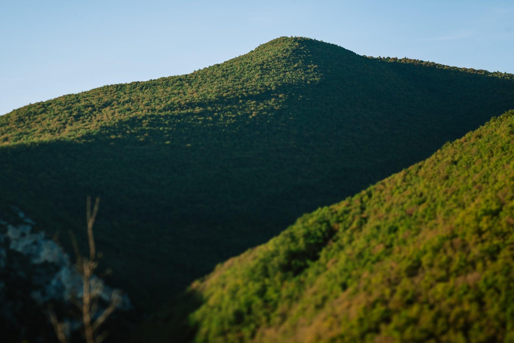 góry w Umbrii