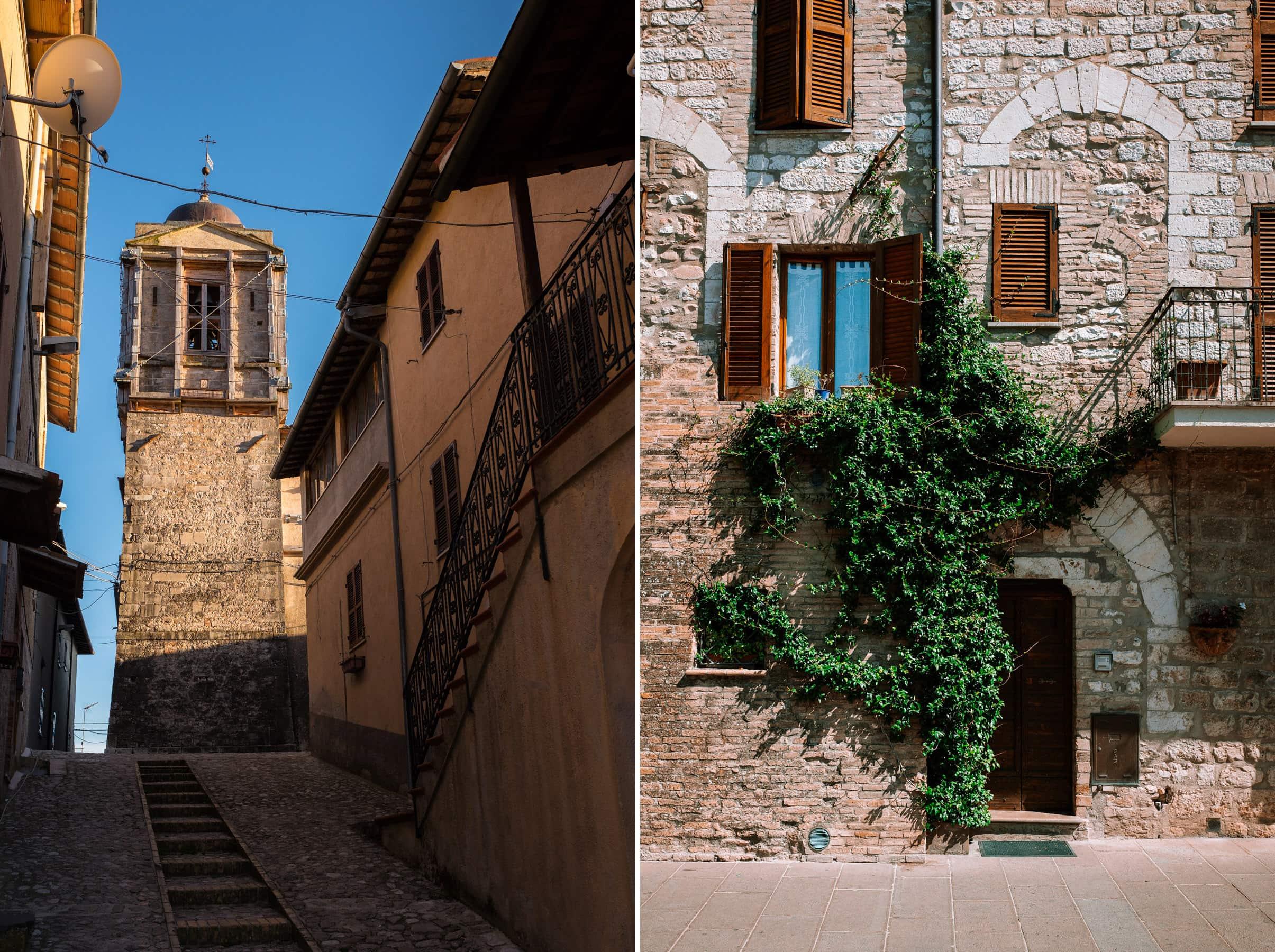 wakacje w Umbrii