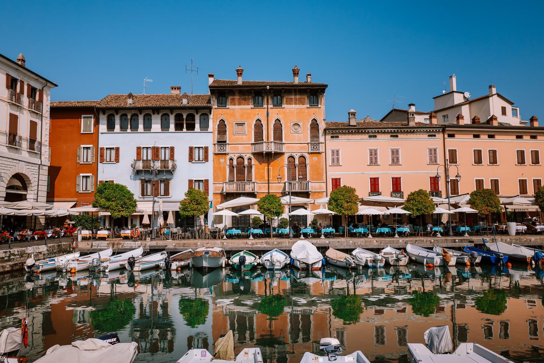 Fotograf we Włoszech czyli widokówki z wakacji