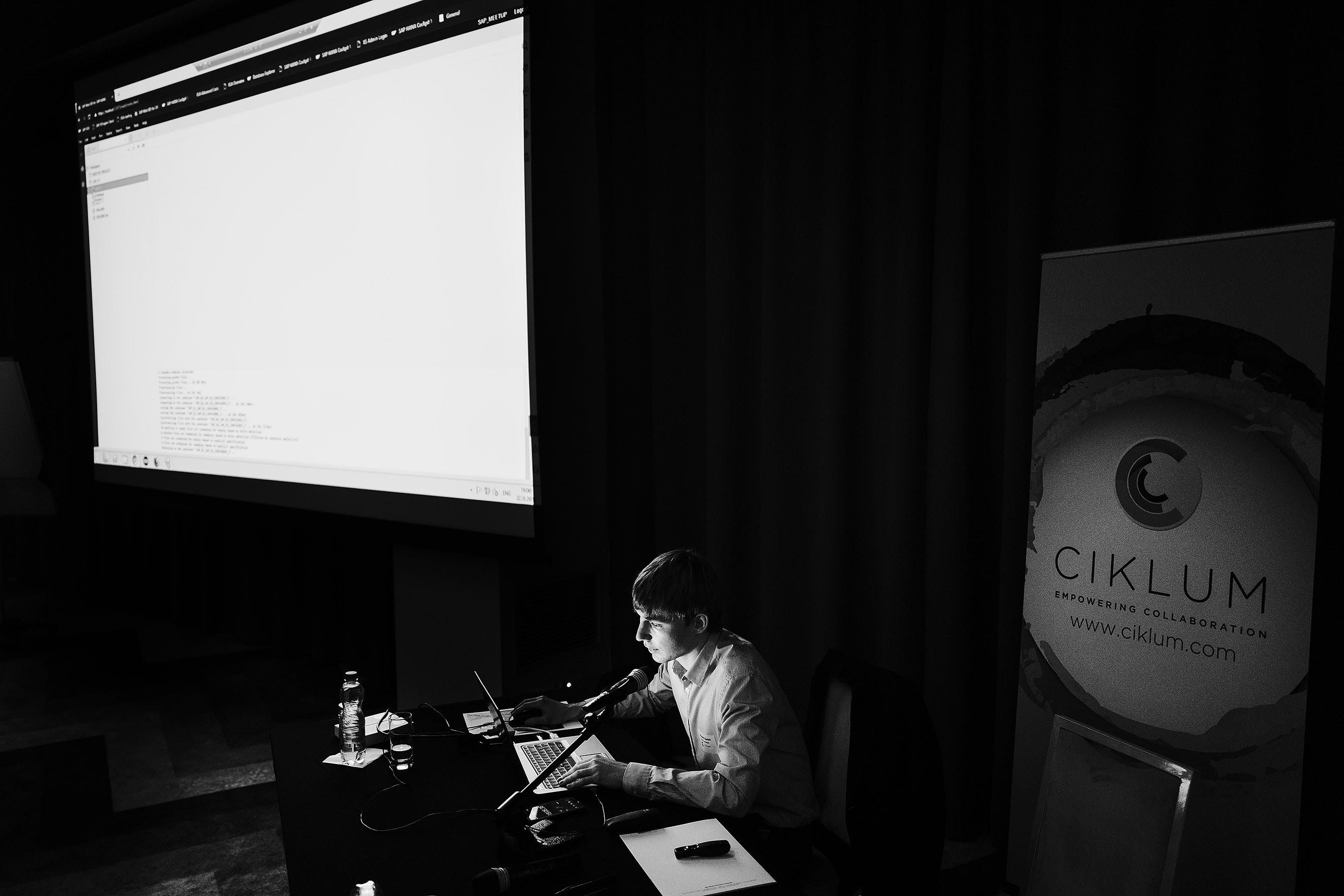 ciklum meetup konferencja
