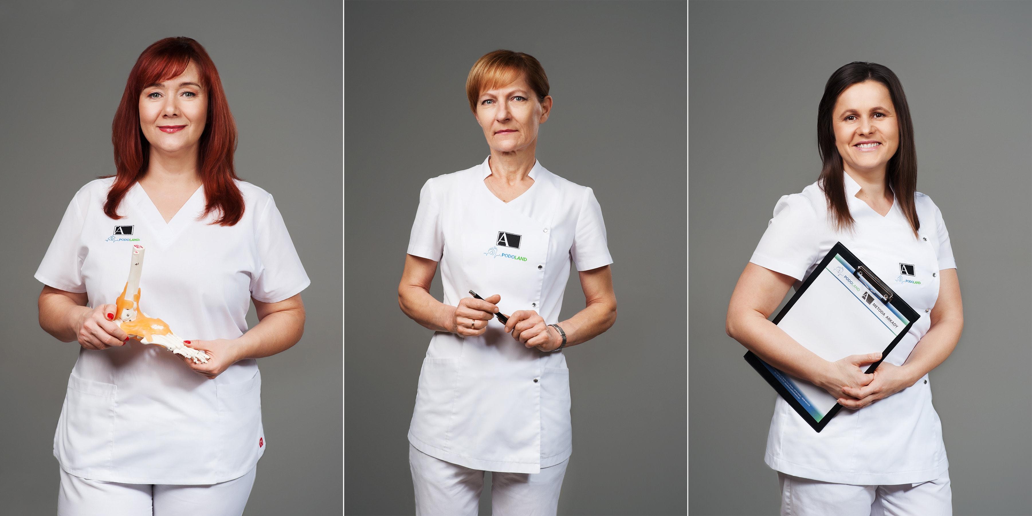 sesje zdjeciowe dla lekarzy Wrocław