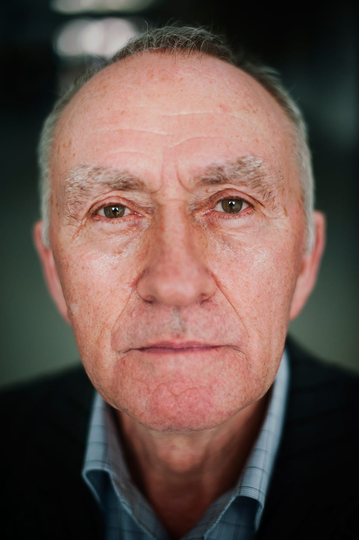 profesor portret