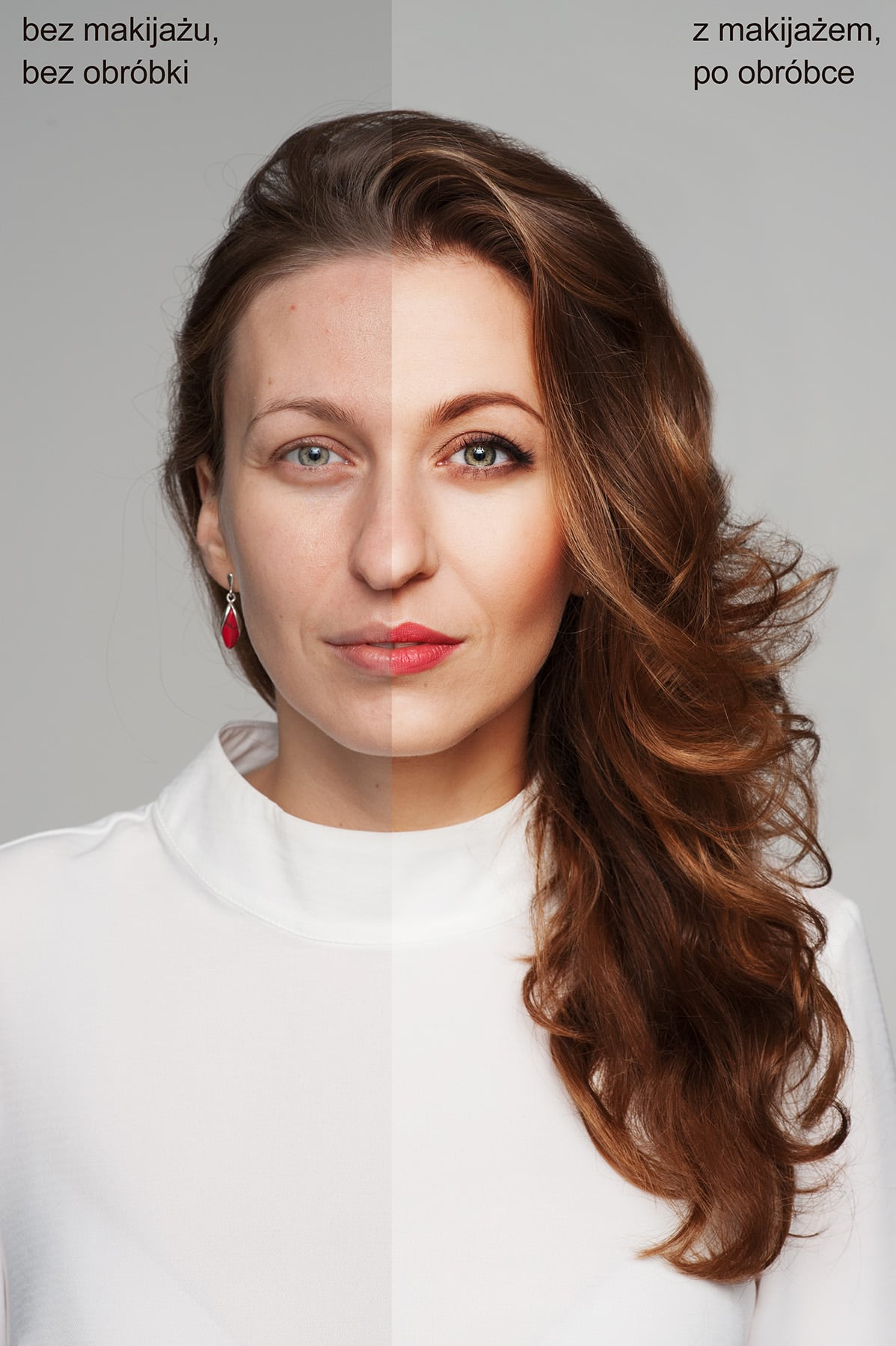 Rola makijażu w sesji portretowej