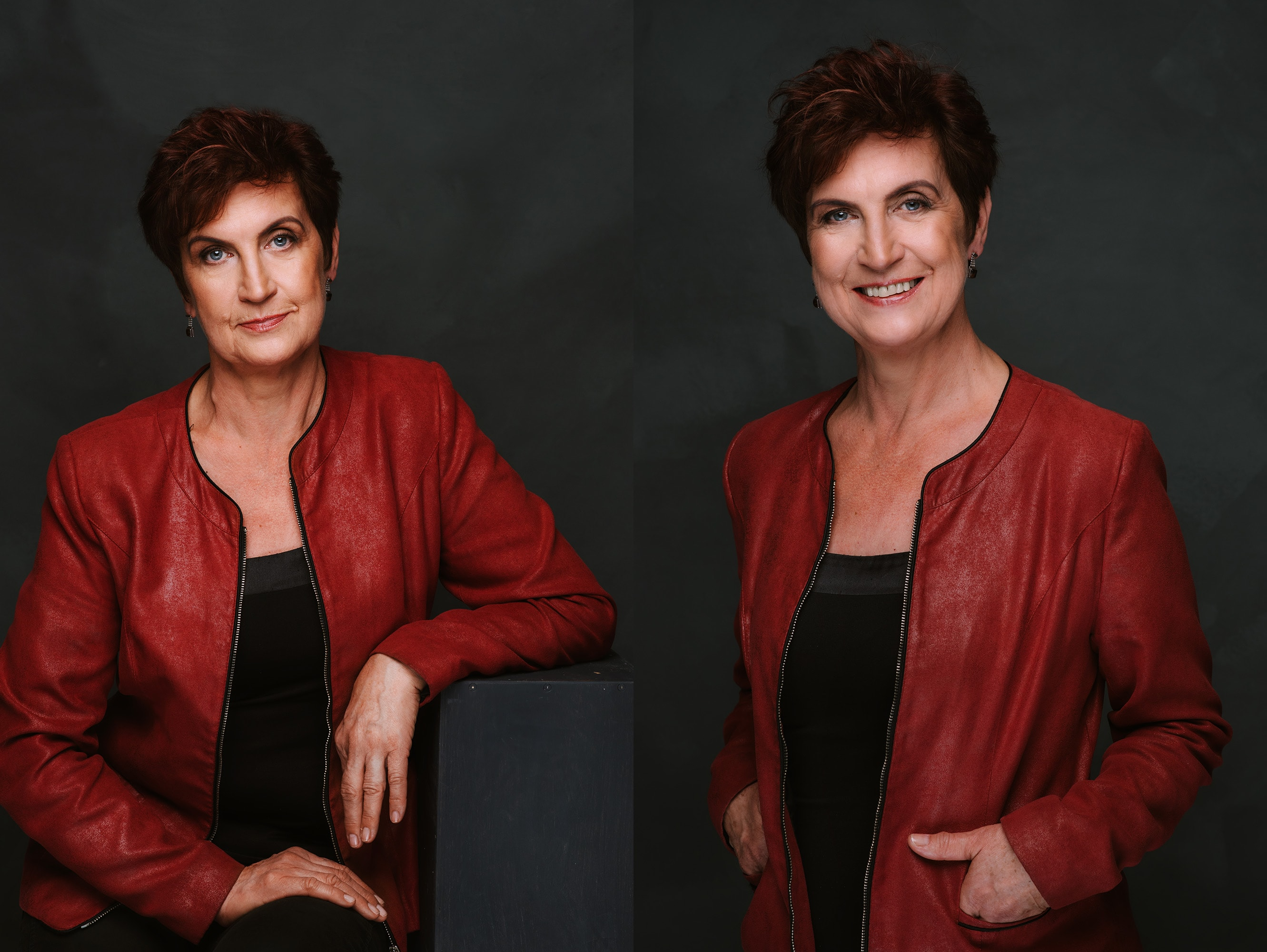 Sesja portretowa w prezencie