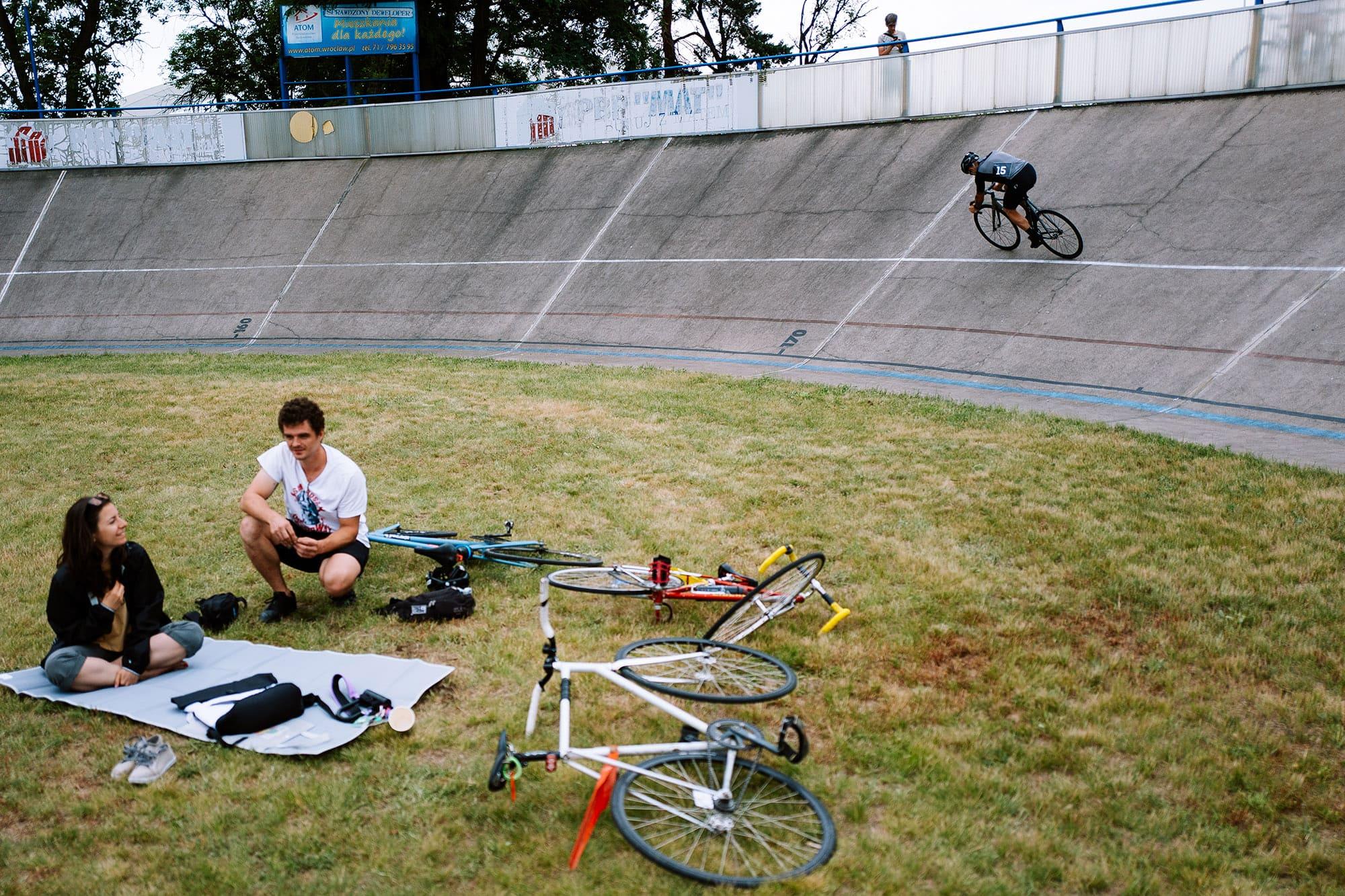 piknik rowerowy Wrocław