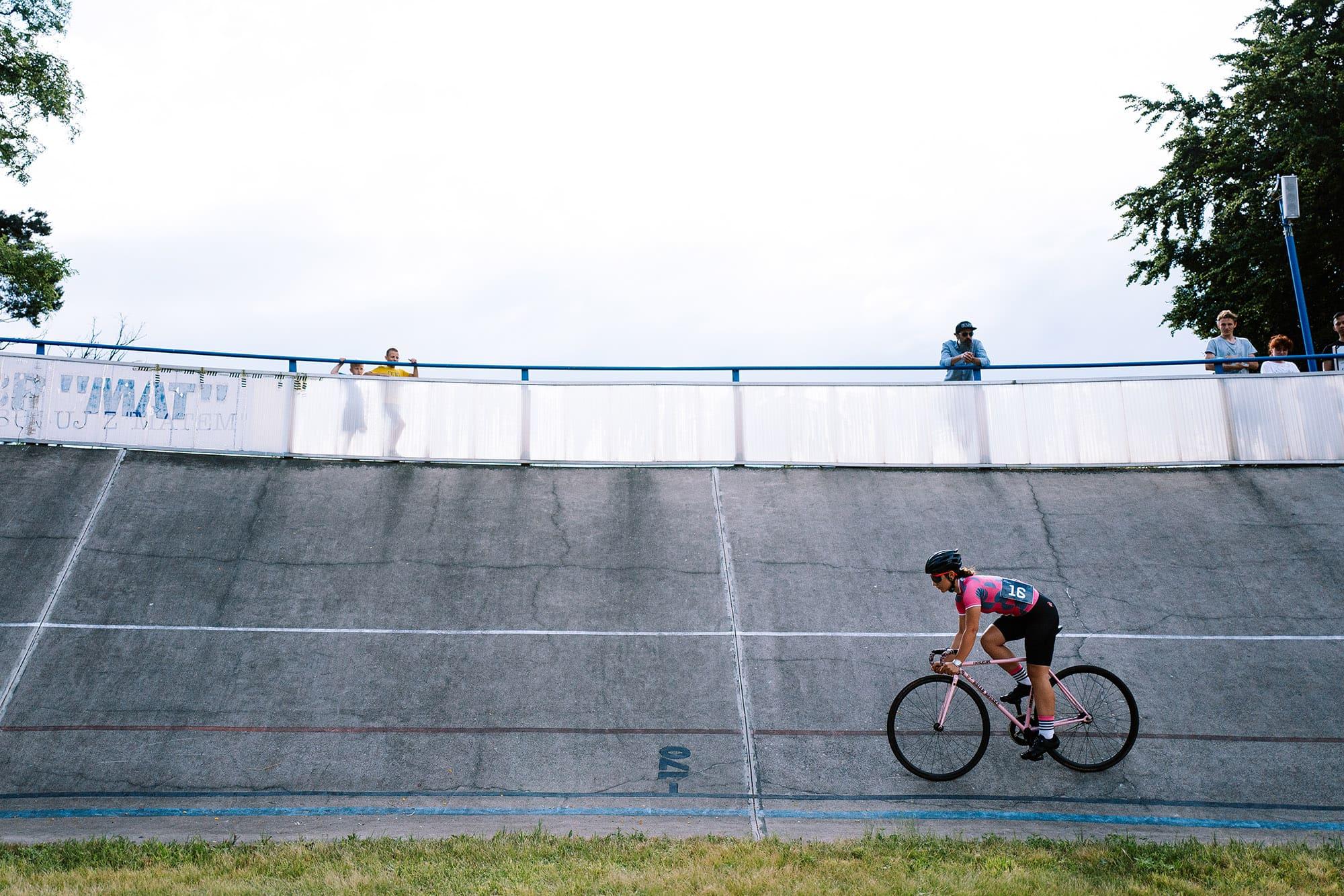 zawody kolarskie wrocław