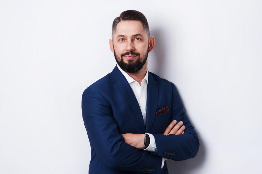 portrety biznesowe dla firmy