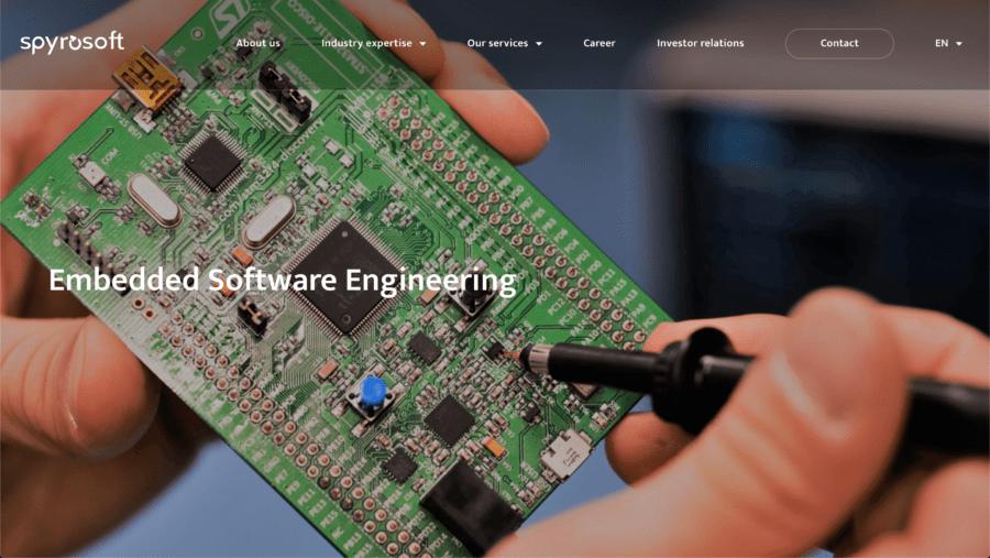 screenshot strony internetowej