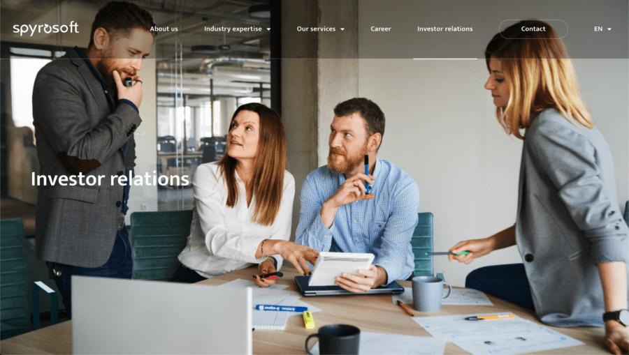 sesja wizerunkowe dla firmy z Wrocławia