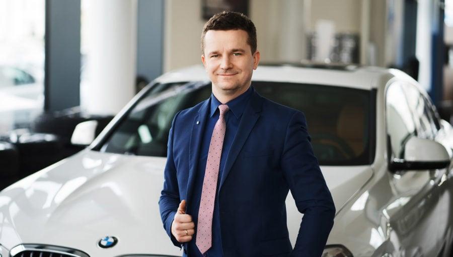 portrety BMW Wrocław