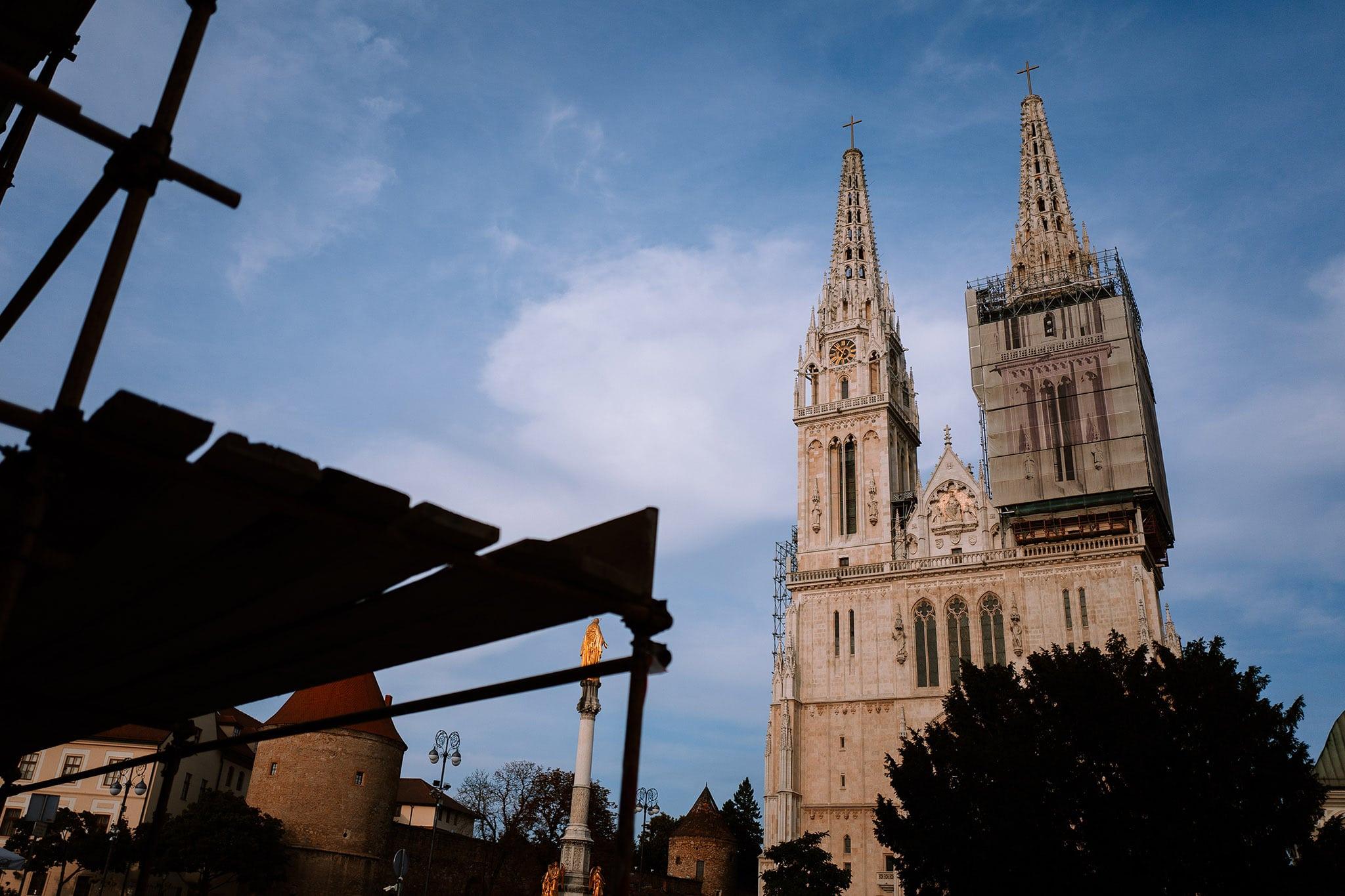 Migawki z wyjazdu na sesję do Chorwacji
