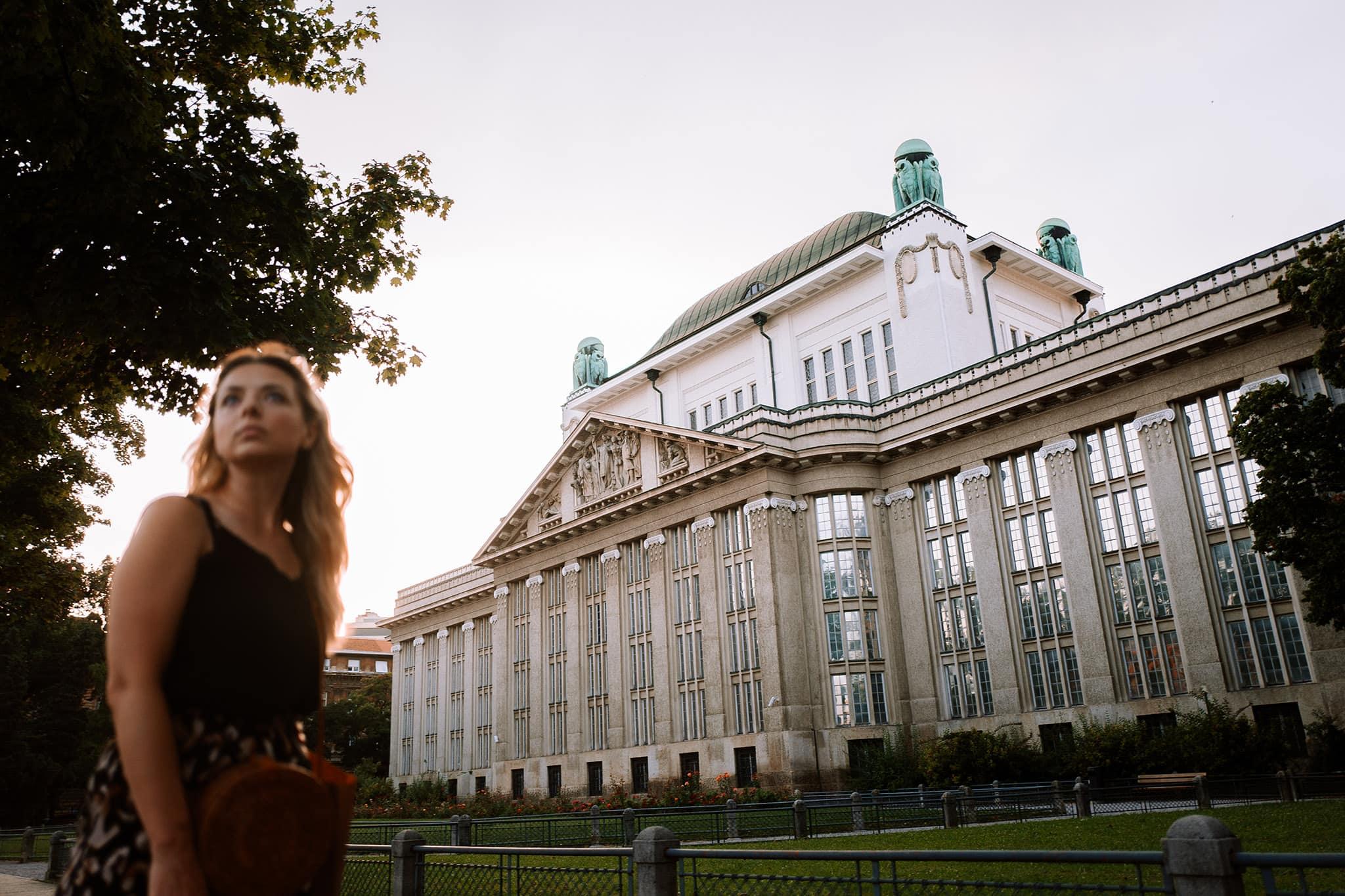 uniwersytet w Zagrzebiu