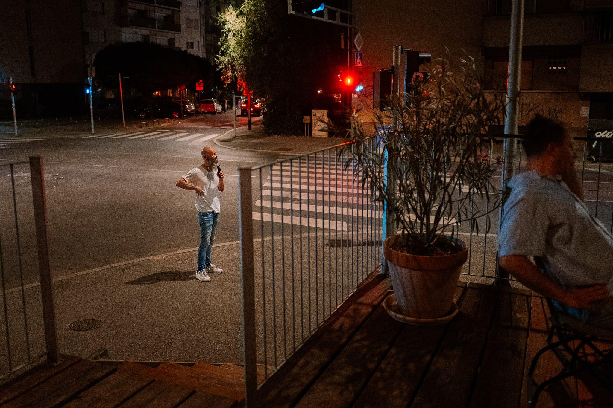 życie nocne miasta