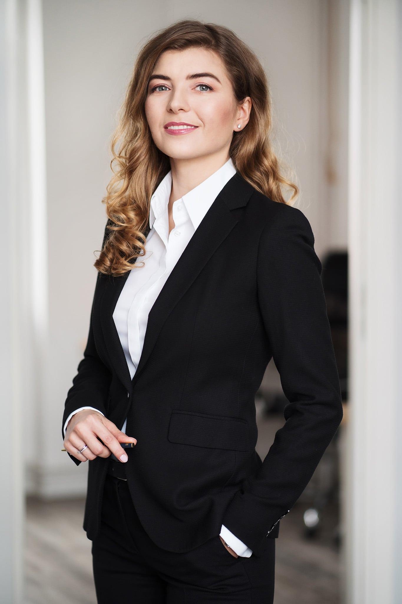 Sesja do CV  – Ania
