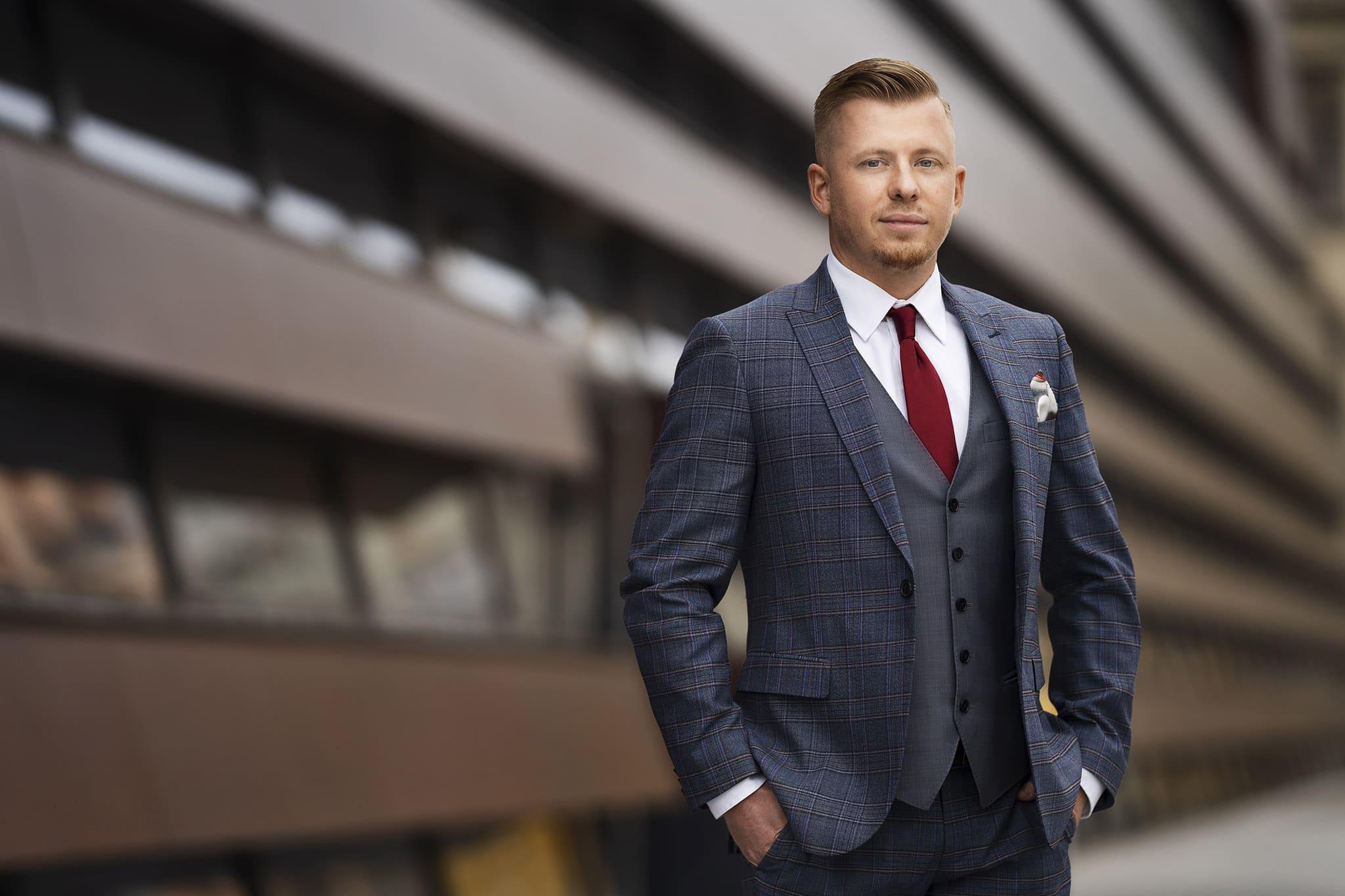 portret biznesowy we Wrocławiu