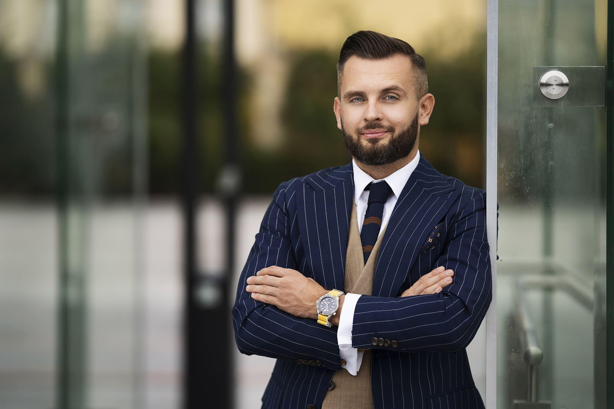 sesja biznesowa miasto wrocław